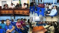 Câmara de Vereadores realiza reunião com Presidentes de bairros da cidade