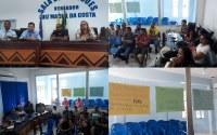 Câmara de Vereadores recebe pais de alunos e autoridades da educação do Estado para debater sobre a implantação do Colégio Militar na Escola Anselmo Maia
