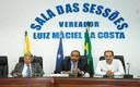 Câmara Municipal inicia os Trabalhos Legislativos de 2019 com a nova Mesa Diretora