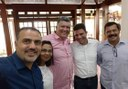 Em Rio Branco, Vereador Marivaldo participa de reuniões com novos projetos para Cruzeiro do Sul
