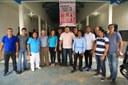 A convite do prefeito Sebastião Correia, vereadores de Cruzeiro do Sul participam de agenda em Rodrigues Alves