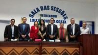 Câmara de Vereadores apresenta sua nova assessora jurídica