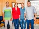 Câmara Municipal de Vereadores Participa da posse do Conselho de Turismo de Cruzeiro do Sul