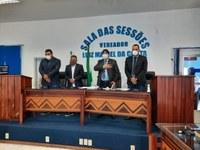 Câmara Municipal inicia trabalhos legislativos do ano de 2021