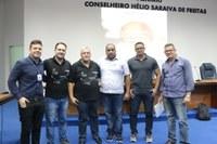Câmara Municipal participa de curso sobre alterações previstas pela Matriz de Saldos Contábeis