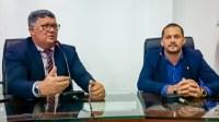 João Keleu e Marivaldo Figueiredo vereadores de Cruzeiro do Sul cobram governo do Estado durante Sessão desta quinta feira.