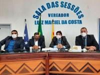 Segue as Comissões Permanentes da Câmara de Vereadores no biênio 2021-2022