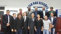 Tabelião do Cartório de Registro de Imóvel é convidado pelo Poder Legislativo para explicar registro de terras no município de Cruzeiro do Sul