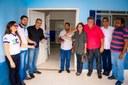 Vereadores participam de inauguração no bairro do Remanso, em Cruzeiro do Sul