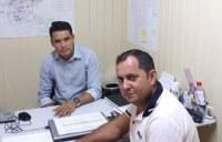No mês que antecede a audiência pública sobre a cobrança da taxa de lixo, Vereador Elenildo da Pesca vai até Rio Branco buscar mais conhecimento sobre o assunto.