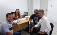 Vereador Elenildo Nascimento busca melhorias para o Conservatório de Musica do Vale do Juruá