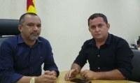 Vereador Elenildo Nascimento se reúne com Superintendente Regional do Ministério da Agricultura