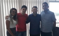 Vereador Romário Tavares se Reúne com Secretário de Saúde