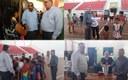 Vereadores visitam abrigo dos afetados pela enchente do Rio Juruá
